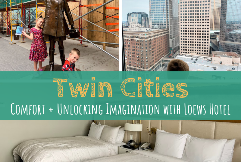 Loews Hotel, Loews Loves Families, Twin Cities, Minneapolis, Como Zoo, Como Town, Mills City Museum, Minnehaha Falls, road trip, family travel, Midwest travel