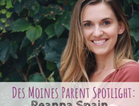 Des Moines Parent Spotlight, Reanna Spain, Sisterhood Soup