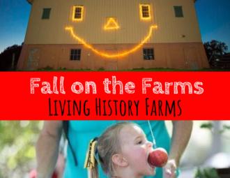Fall on the Farms, Living History Farms, Des Moines, Iowa, Halloween, Family Halloween, Applefest