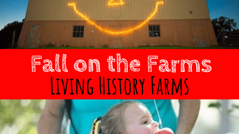 Living History Farms | Fall on the Farms