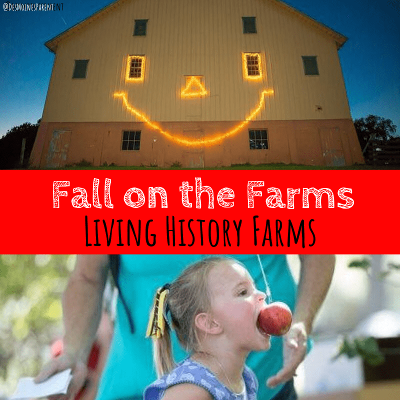 Fall on the Farms, Living History Farms, Des Moines, Iowa, Halloween, Family Halloween, Applefest