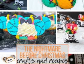 The Nightmare Before Christmas, Halloween, arts, crafts