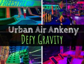 Urban Air Adventure Park, Urban Air, Urban Air Ankeny, Ankeny, Iowa, indoor play, trampoline, ninja warrior