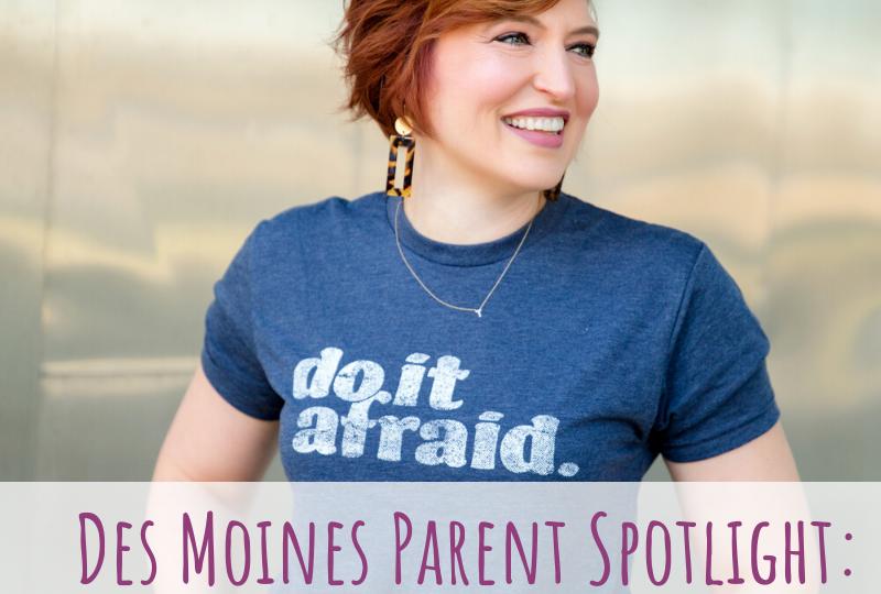 Des Moines Parent Spotlight, Outside In Consulting, Christina Davis, cabi stylist, Des Moines, Iowa