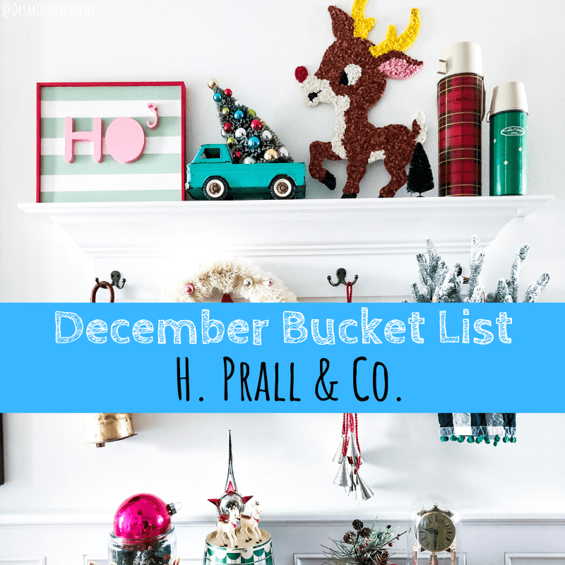 H. Prall & Co. | December Bucket List