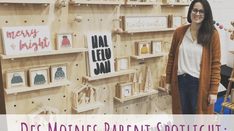 Des Moines Parent Spotlight: Emily Cooper