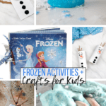 Frozen Activities and Crafts