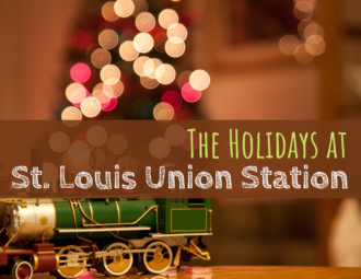 St. Louis, Missouri, St. Louis Union Station, Polar Express, St. Louis Union Station Aquarium