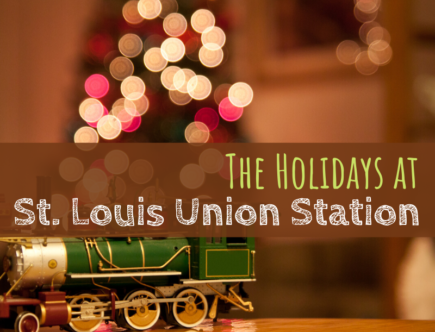 St. Louis, Missouri, St. Louis Union Station, Holidays, Holidays St. Louis Union Station, The Polar Express, Ferris Wheel at St. Louis Union Station, Soda Fountain at St. Louis Union Station, travel, family travel