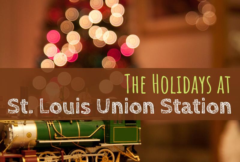 St. Louis, Missouri, St. Louis Union Station, Polar Express, St. Louis Union Station Aquarium