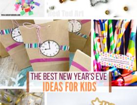 New Year's Eve Kids, New Year's Eve, New Year's Eve activities, New Year's Eve fun