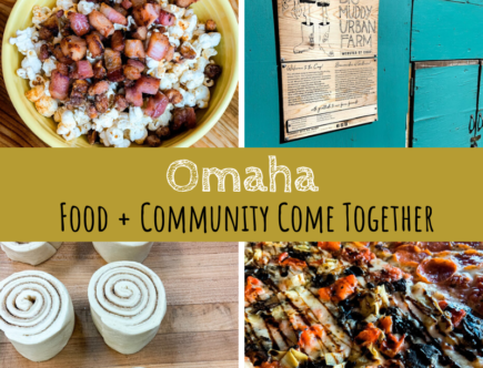 Amateur, Hardy Coffee, vegan, local, support local, community, Visit Omaha, Omaha, Nebraska, Omaha Food Tour, Omaha Culinary, Dante, Coneflower Creamery, Kitchen Table, Big Muddy Farms, Noli's, food, travel, Omaha food, Omaha restaurants, farm to table