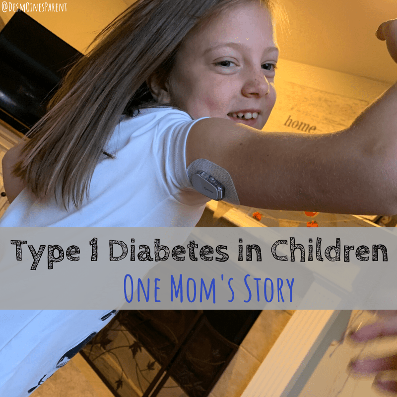 Type 1 Diabetes in Children | One Mom's Story