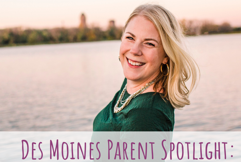 Des Moines Parent Spotlight, Liz Smith, ClickSmith Photography, Des Moines photographer, Des Moines, Iowa