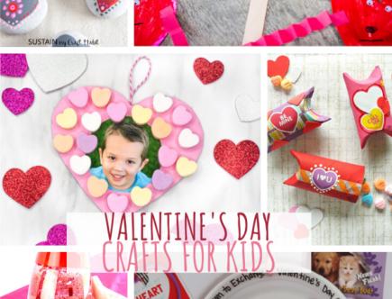 Valentine's Day, Valentine's Day crafts, kids crafts, Valentine's, kids crafts, Des Moines Parent