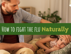 sickness, kids sickness, Fight the Flu, natural, chiropractor, True Roots Chiropractic, Dr. Paige Roth