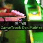 Party with GameTruck Des Moines