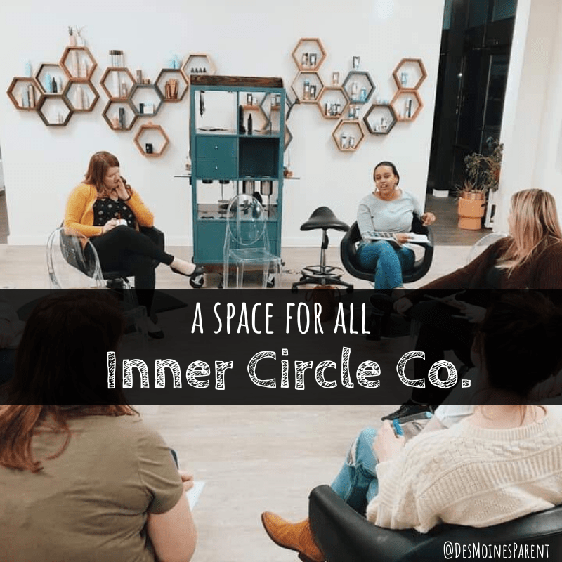 Inner Circle a Space For All