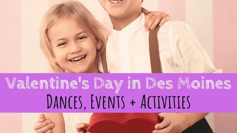 Valentine Dances in Des Moines 2020
