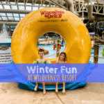 Winter Fun at Wilderness Resort in Wisconsin Dells