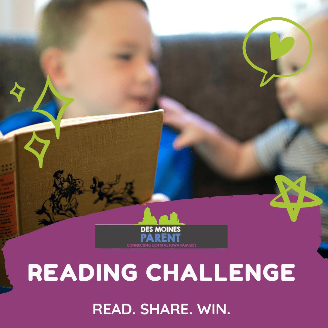 Des Moines Parent Reading Challenge