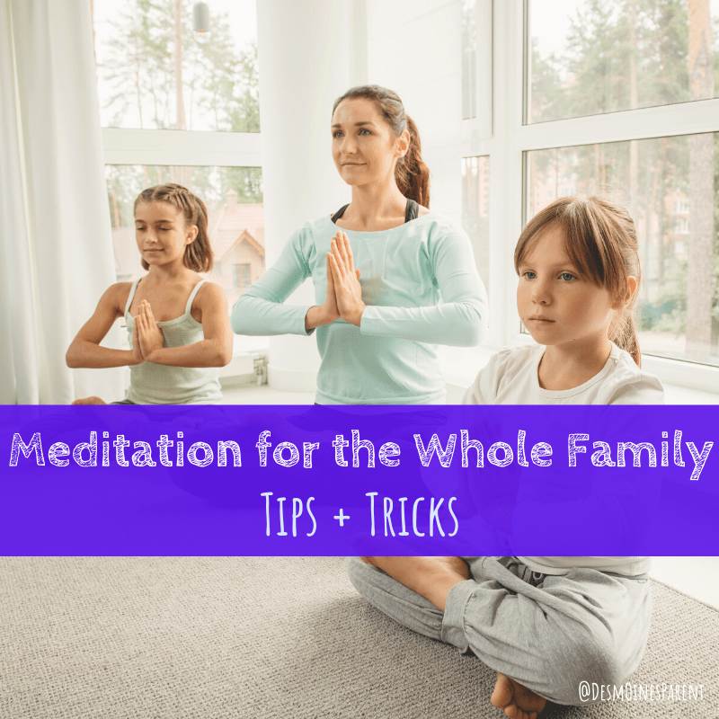 Meditation for the Whole Family