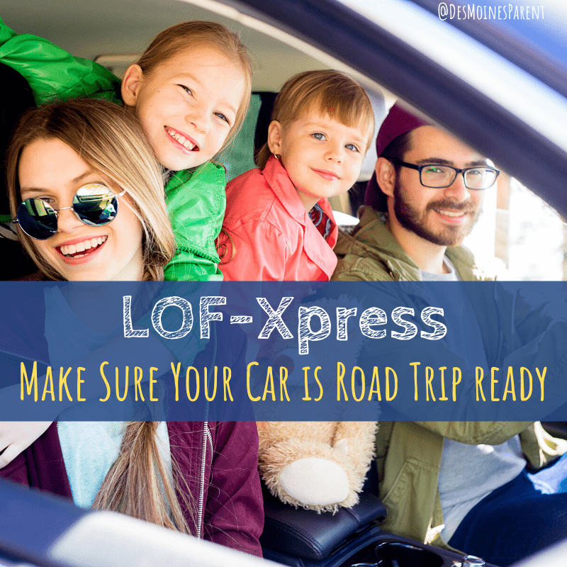 Road Trip Ready with LOF-Xpress™