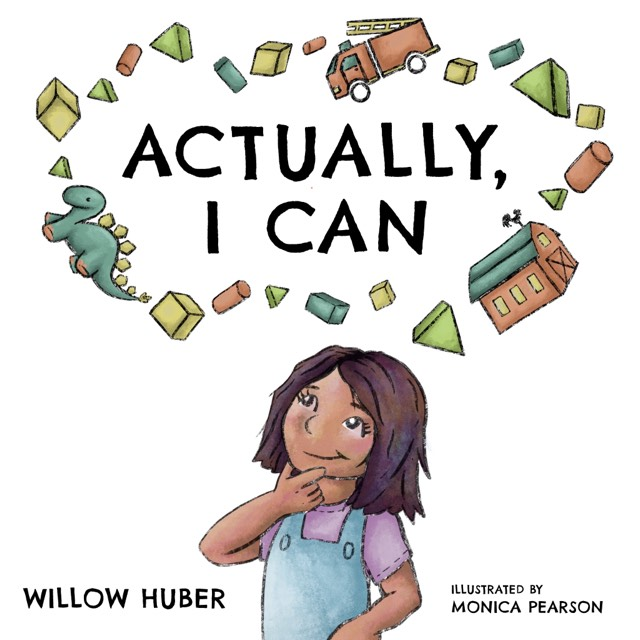 'Actually, I Can' by Local, Des Moines Author