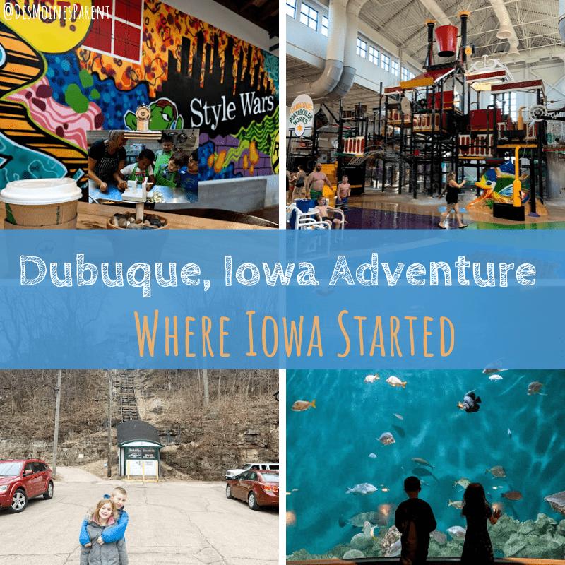 Dubuque, Iowa Adventure   Where Iowa Started