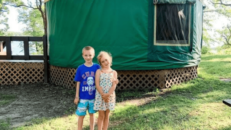 Clear Lake, Iowa | A Yurt Experience!