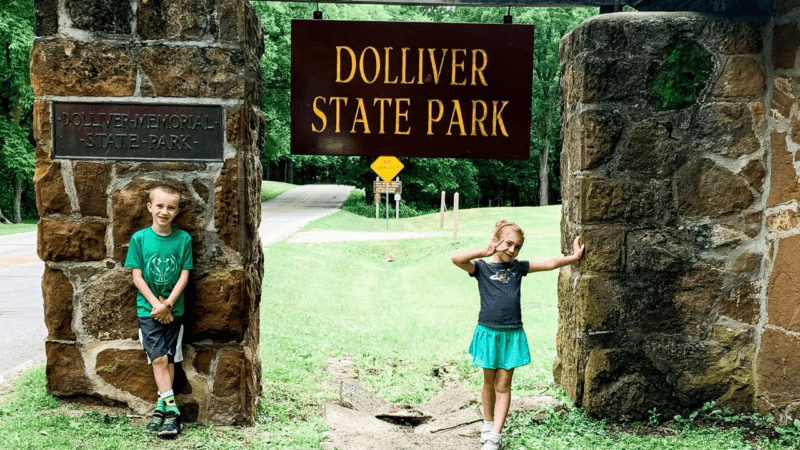 Dolliver State Park an Iowa State Park Oasis