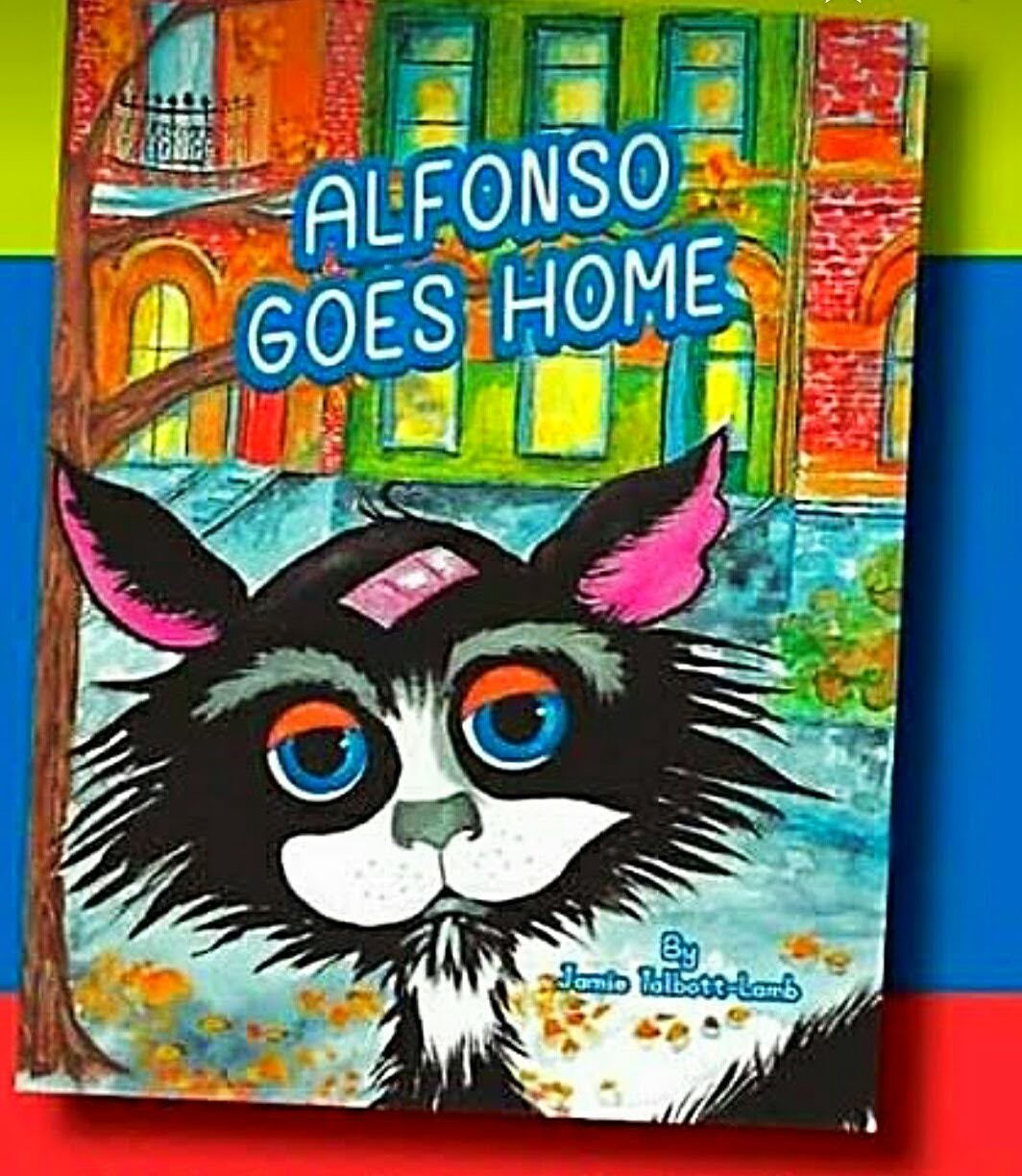 'Alfonso Goes Home' by Des Moines Author