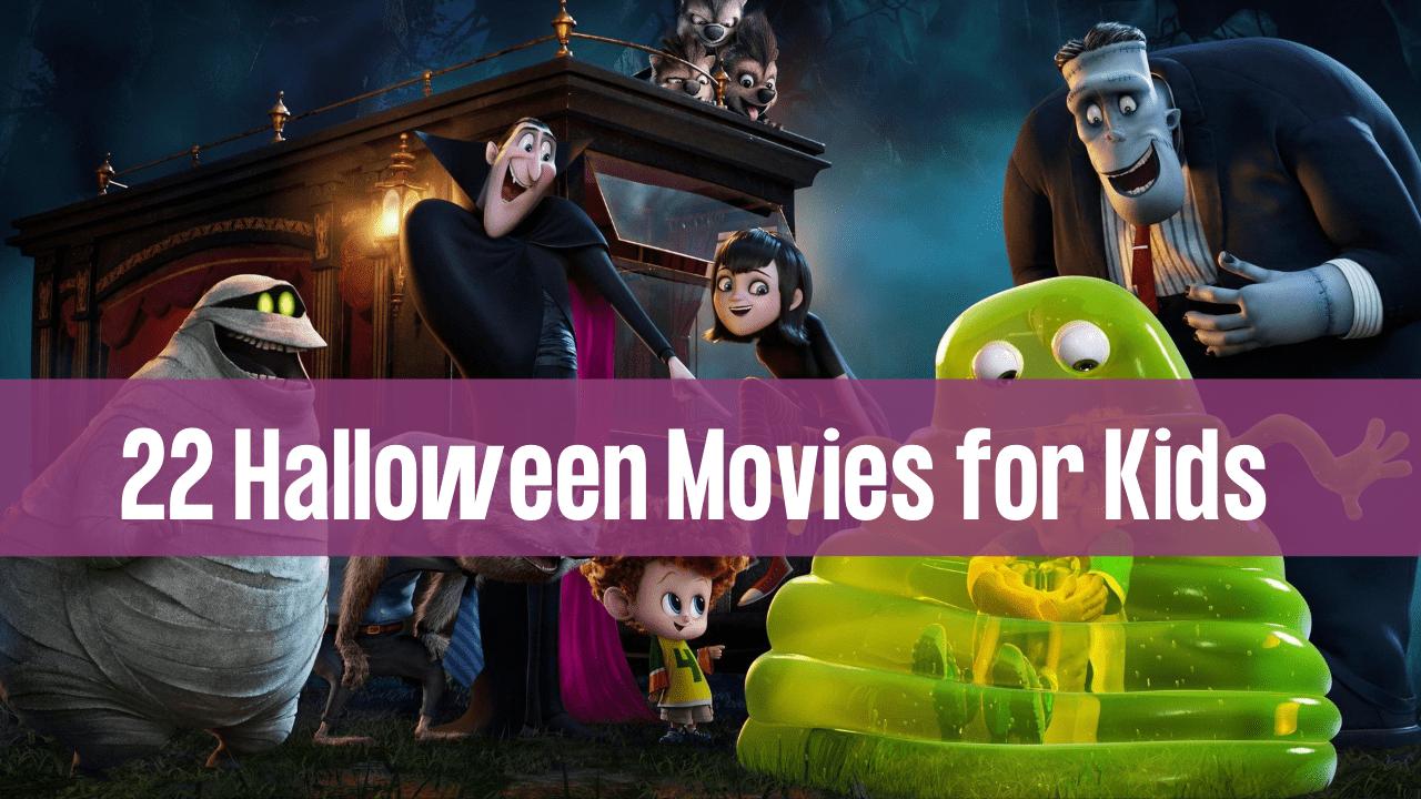 22 Halloween Movies for Kids