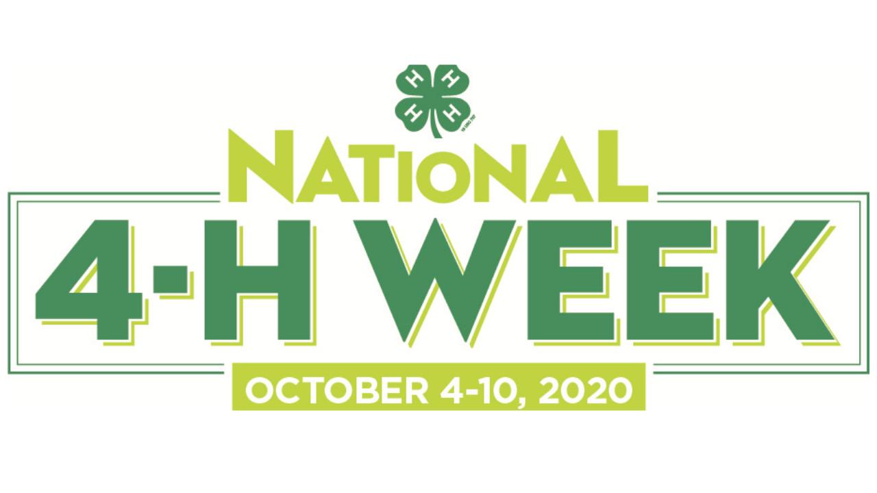 2020 National 4-H Week