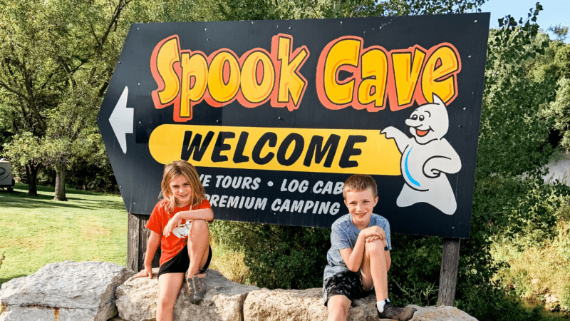 Spook Cave and Northeast Iowa Adventures