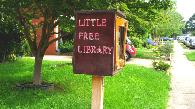 Four Ways for Des Moines Families to Love our Little Free Libraries Even More