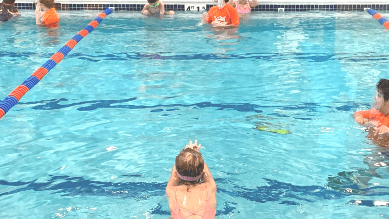 5 Reasons to Swim at Goldfish Urbandale Swim School