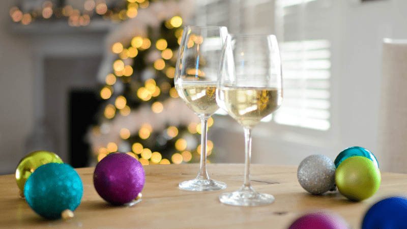 How to Host a Virtual Holiday Happy Hour