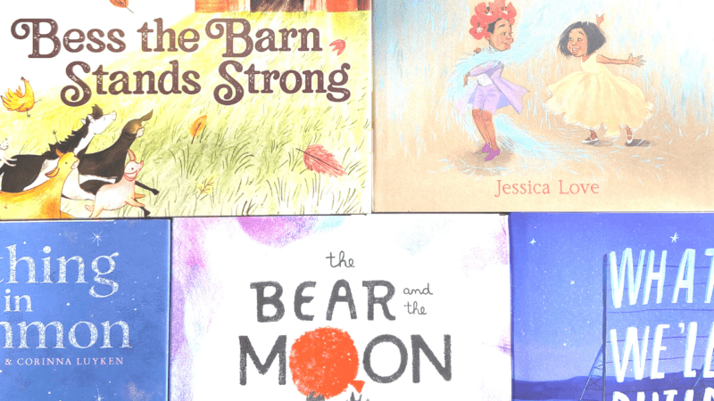 8 Picture Books that Saw Us Through 2020