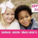 Rhea Lana's of West Des Moines, West Des Moines, Des Moines, Iowa, children's consignment sale, consignor sale, children's clothing, spring cleaning, children's toys, Rhea Lana's