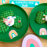 St. Paddy's Day, St. Patrick's Day, Saint Patrick's Day crafts, kids activities, kids recipes, St. Patrick's Day crafts, DIY, rainbow crafts