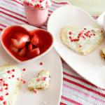 Sweet Valentine's Day Breakfast