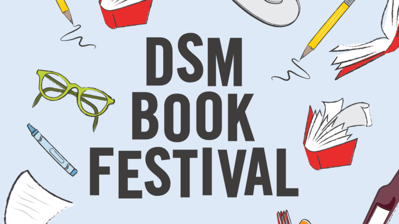 Hybrid DSM Book Festival Returns for 2021