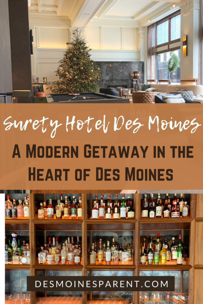 Surety Hotel Des Moines, Downtown Des Moines, Iowa, Des Moines, boutique hotel, modern hotel, Travel