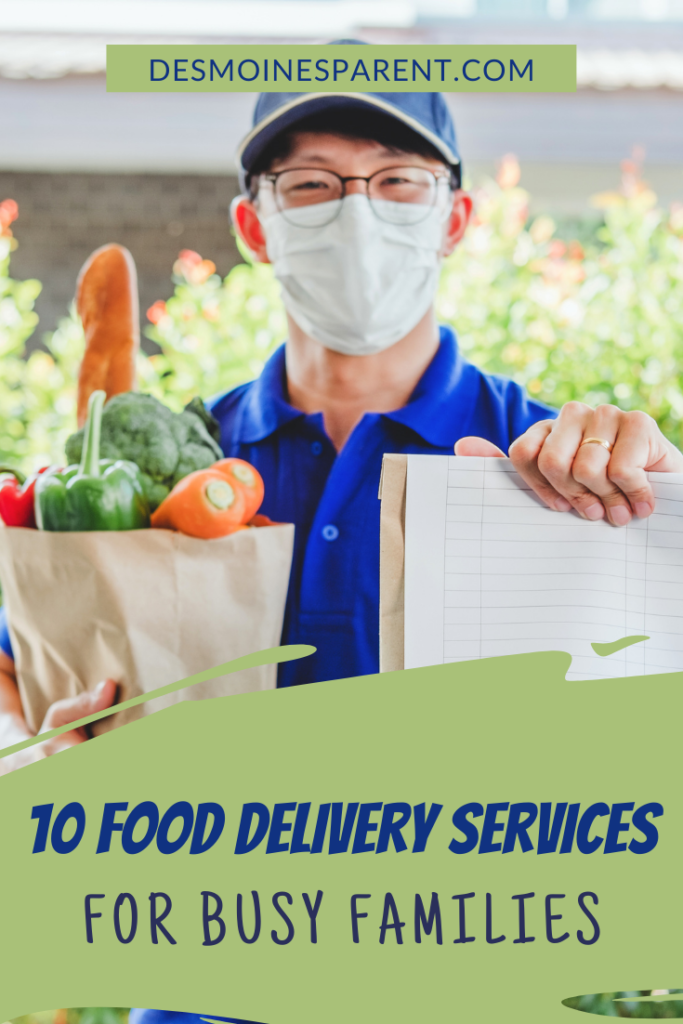food delivery, grocery delivery, meal planning, meal prep, meal preparation, busy families