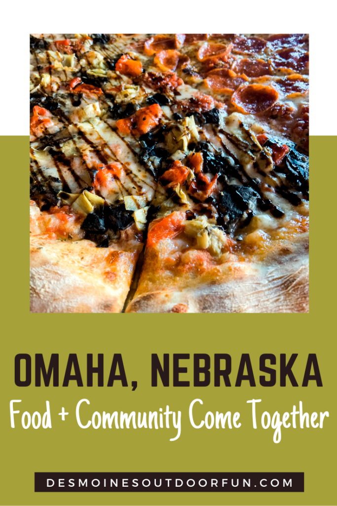 Amateur, Hardy Coffee, vegan, local, support local, community, Visit Omaha, Omaha, Nebraska, Omaha Food Tour, Omaha Culinary, Dante, Coneflower Creamery, Kitchen Table, Big Muddy Farms, Noli's, food, travel, Omaha food, Omaha restaurants, farm to table