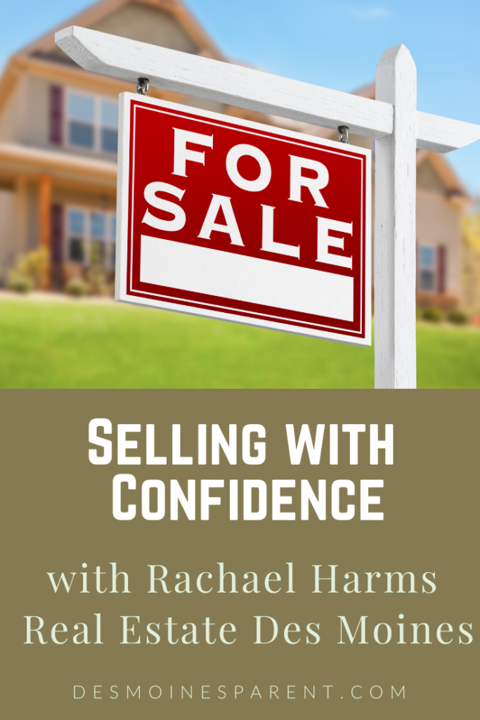 Rachael Harms, Real Estate Des Moines, selling your home, home selling, real estate, selling homes