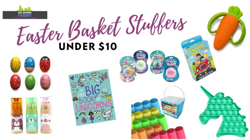 Easter Basket Stuffers for Under $10