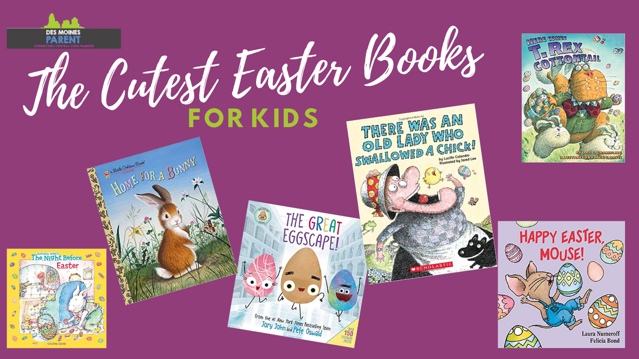 The Cutest Easter Books for Kids