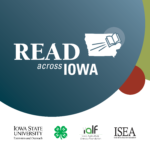 Read Across Iowa, ISU Extension and Outreach, Polk County, reading, Iowa, education